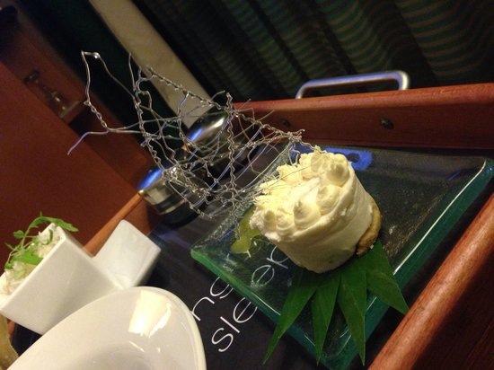 Radisson Blu Hotel, Leeds : Cheesecake