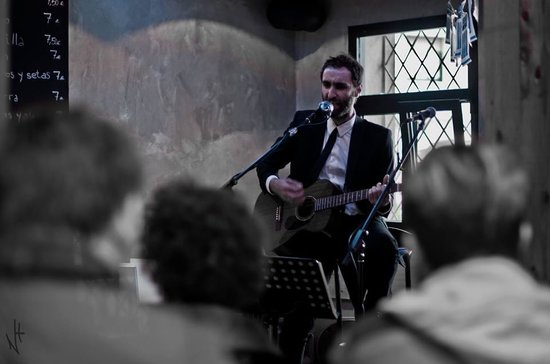Bar Orrua: conciertos