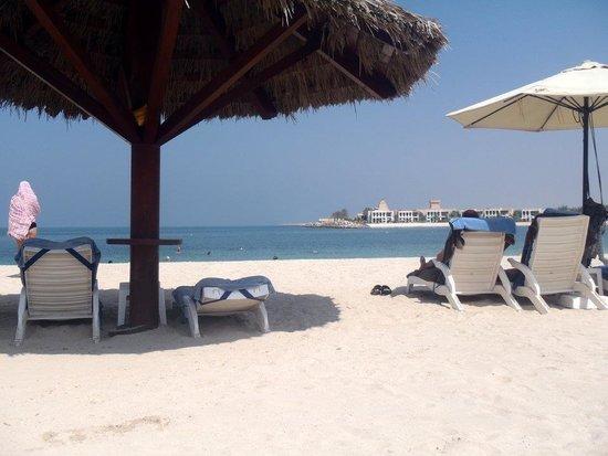 Hilton Ras Al Khaimah Resort & Spa : The Beach