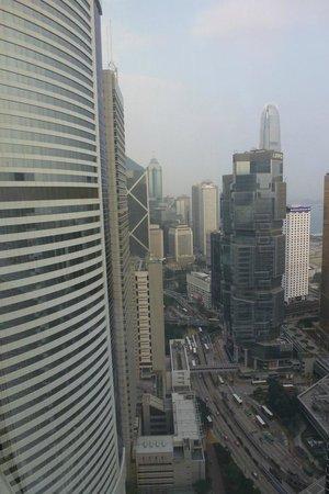 Conrad Hong Kong : Room view