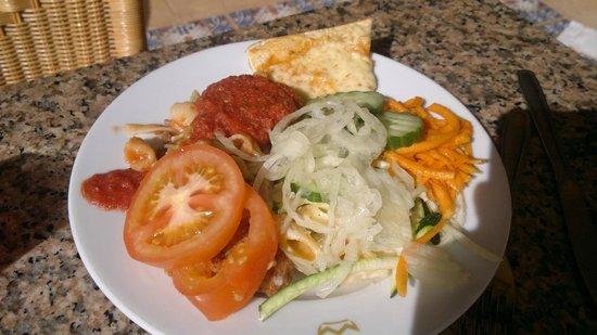 Clubhotel Riu Karamboa : Lunch