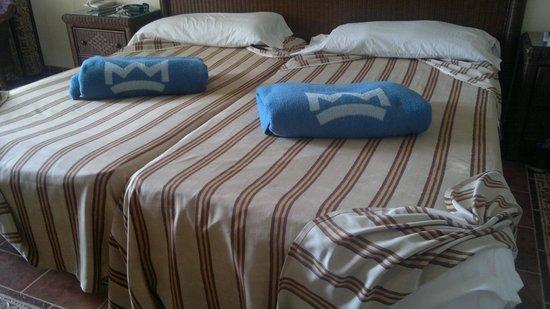 Clubhotel Riu Karamboa : Bedroom