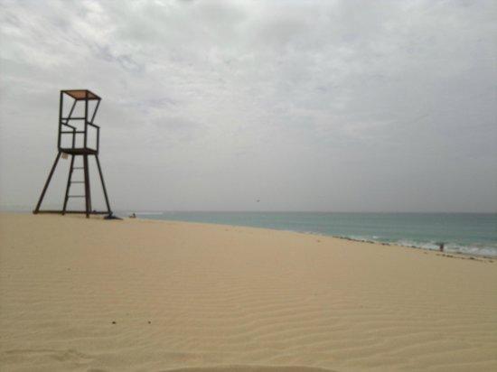 Clubhotel Riu Karamboa : Beach