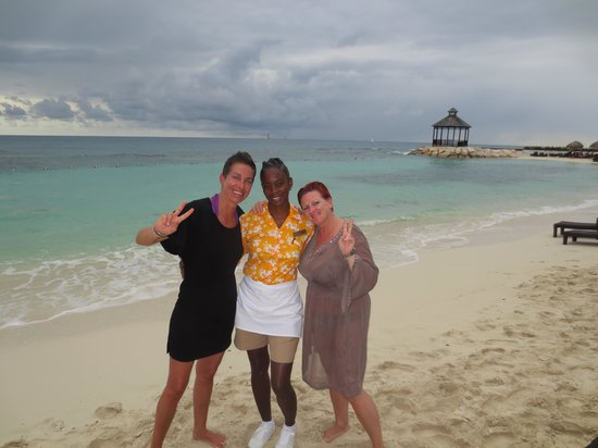 Secrets Wild Orchid Montego Bay: Thank You Simone