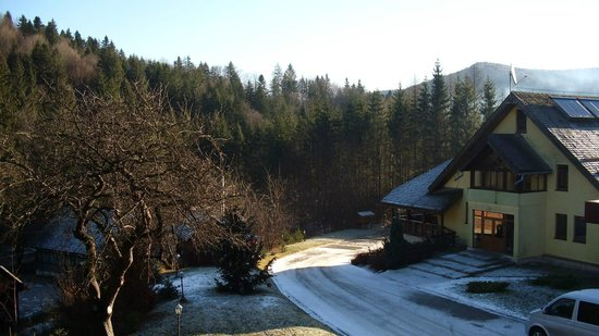Popas Turistic Bucovina: View from room