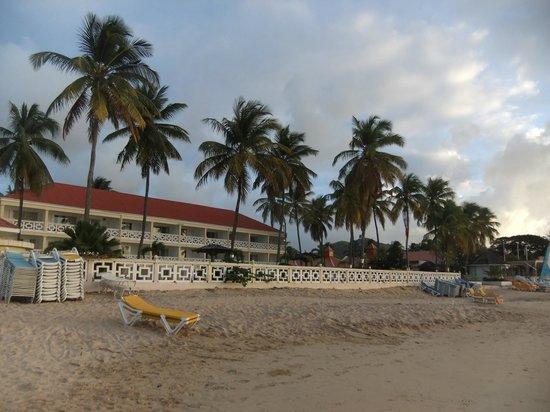 St. Lucian by Rex Resorts: beach