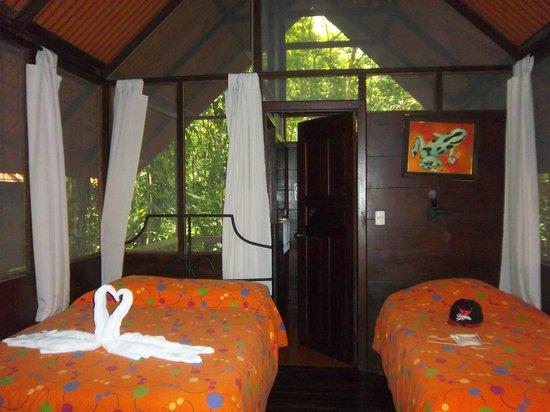 Evergreen Lodge: Interior de la habitación