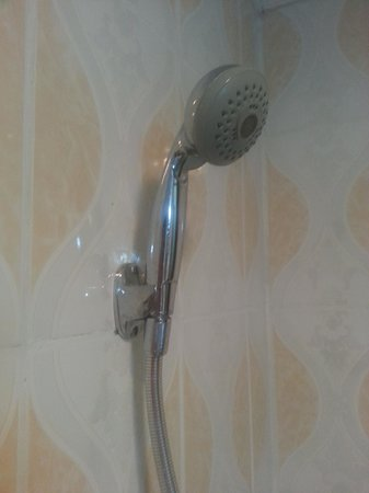 The Rosal Stone Town Hotel : Not really a shower 2