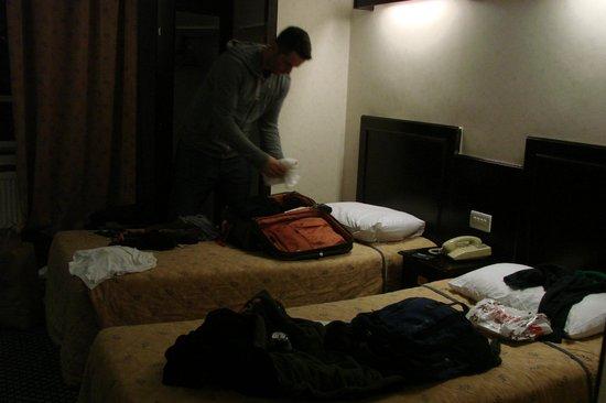 President Hotel : Twin room