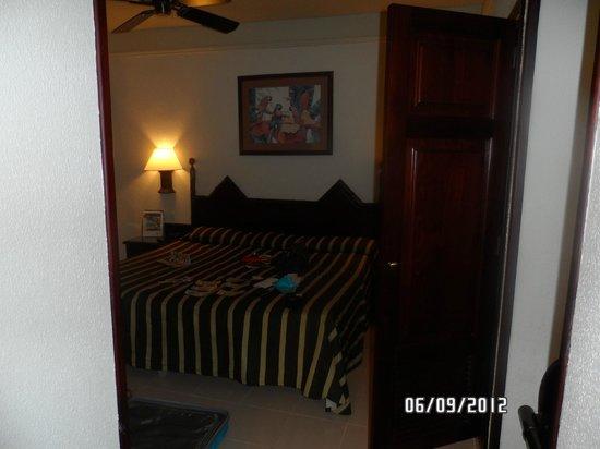 ClubHotel Riu Bambu: super cama