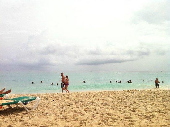 ClubHotel Riu Bambu: playa preciosa