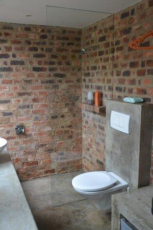 motel Mi Pi CHi: Badezimmer