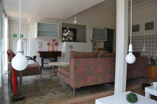 motel Mi Pi CHi : Stilvolle Einrichtung