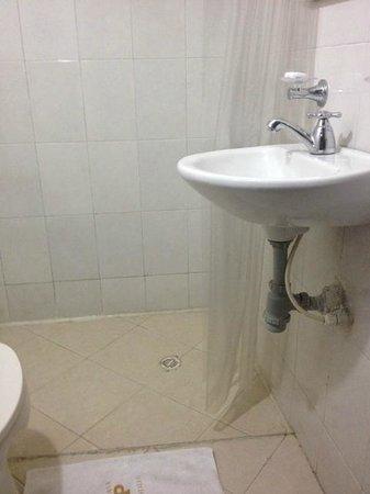 Hotel Casa Los Puntales : toilet