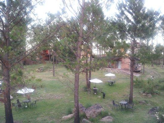 Monte Barranco : Vista 2