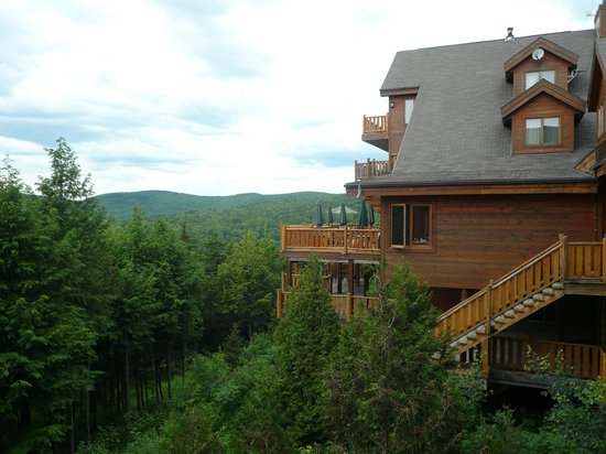 Hotel Sacacomie: panorama