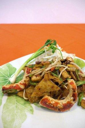 Orange Cafe: Wongtong Phat Thai