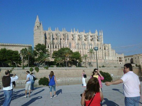 Gran Melia Victoria: Cathedral