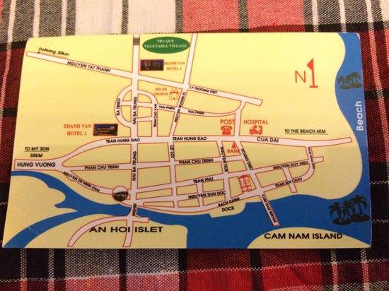 Thanh Van Hotel: I