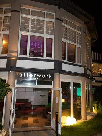 Hotel Igeretxe: Entrada Bar Afterwork Sushi and Cocktails