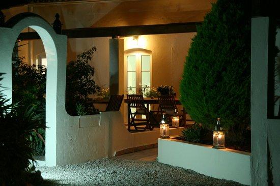 Casa Porta Azul: Restaurant