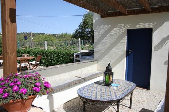 Casa Porta Azul: Bar