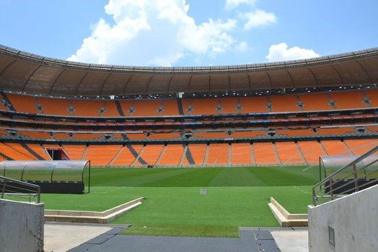 FNB Stadium: Soccer City