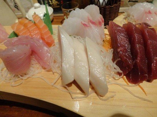 Take I Japanese Restaurant : So...Fresh and Thick