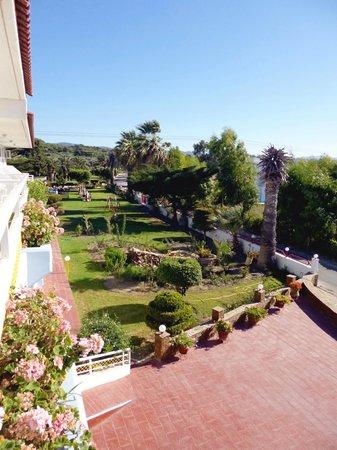 Asterias Hotel: Gardens