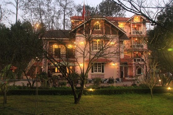 Sapa Garden Bed and Breakfast: The construction is done in Sapa Garden BnB
