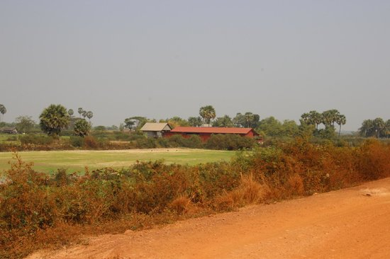 The Cashew Nut Guest House : Country-Side Siem Reap