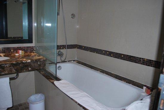 Palm Plaza Marrakech Hotel & Spa: バスルーム。