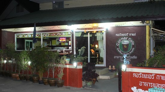 Corner Cafe Restaurant