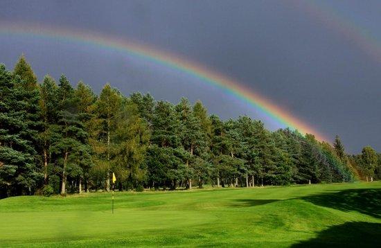 Blairgowrie Golf Club: Rainbow