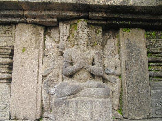 Prambanan-Tempelanlage: Prambanan