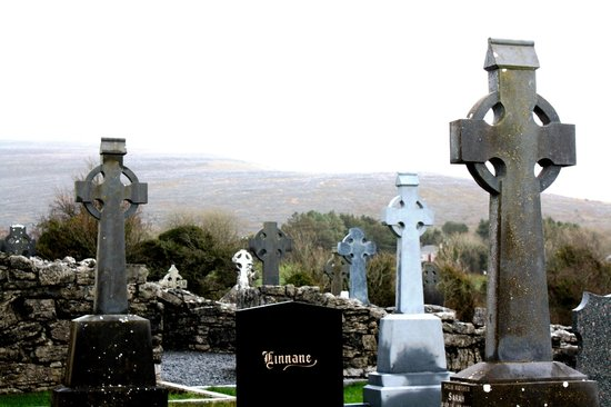 Galway Tour Company : Celtic funerary crosses