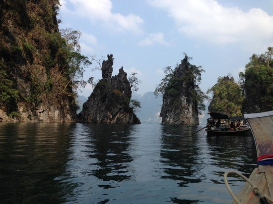 Khao Sok National Park, Thailand: zonas que visitar