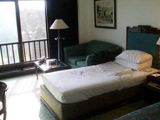 Crowne Plaza Kathmandu-Soaltee : Inner view of the Crowne Plaza Hotel room