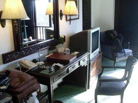 Crowne Plaza Kathmandu-Soaltee: Crowne Plaza Hotel Kathmandu-Soaltee inside room