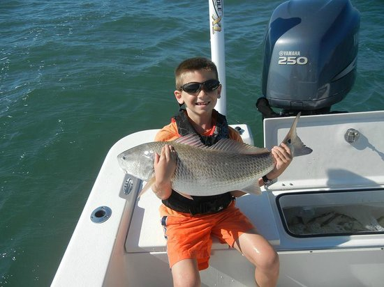 Capt. Jot Owens / Jot It Down Fishing Charters LLC: Red Drum fishing with Captain Jot