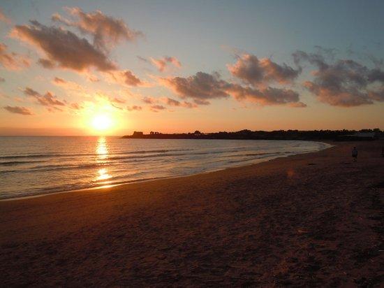 Camping Luminoso : La spiaggia