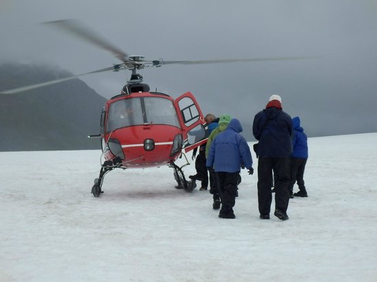 Alpine Air Alaska: Alpine Air Helicopter