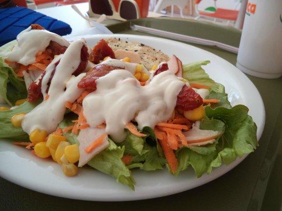 Mixirica : Saladas