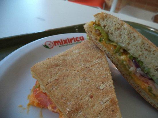 Mixirica : Sanduíches