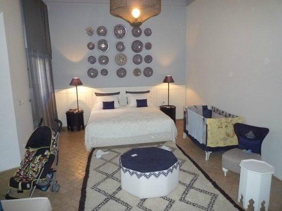 Riad Nashira & Spa : chambre Mila