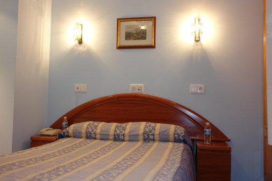Hotel Campus Tavern: habitacion