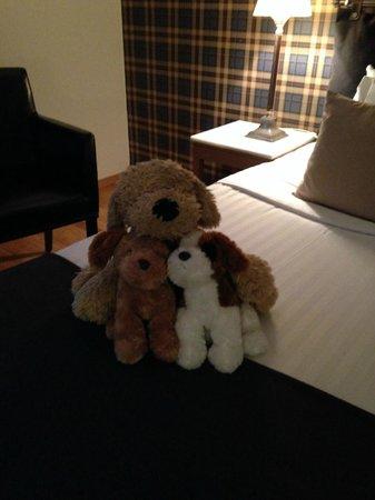 Best Western Plus Hotel Noble House: Mysigt med gosedjur på rummet