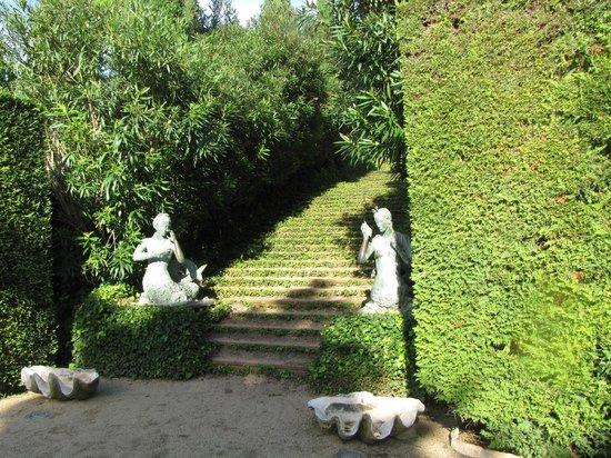 Jardin Santa Clotilde : виды