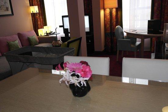 Sofitel Legend The Grand Amsterdam : Living room