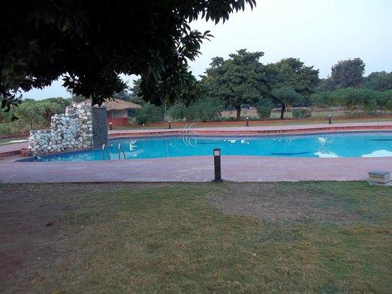 Aum Health Resort: big pool